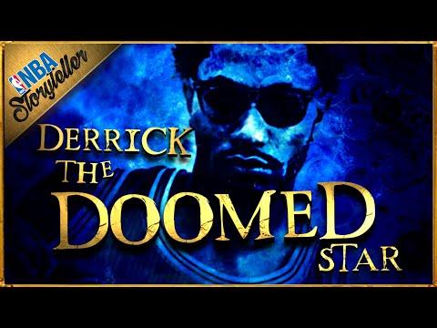 Derrick Rose The Doomed Super Star 🏀  THE NBA STORYTELLER