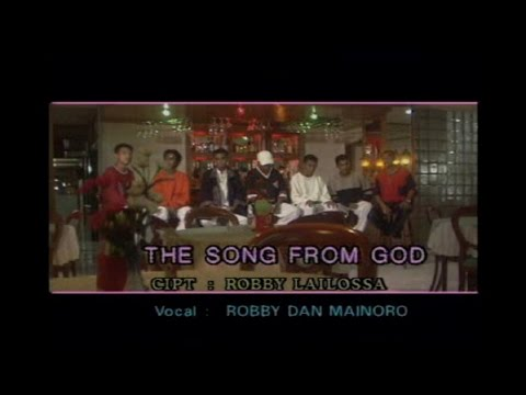 Robby L & Mainoro - THE SONG FROM GOD