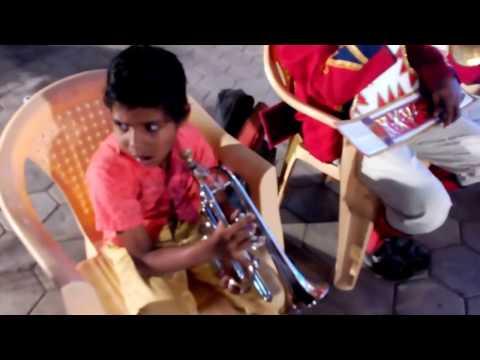Un Mela Oru Kannu Trumpet Cover