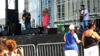the harters -Jenny (live at CMA fest 2011) YouTube Videos