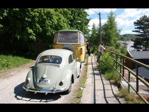 Gamle Riksvei 1 - fra Halden  til Kornsjø