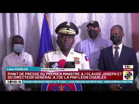 Haiti police battle gunmen who killed President Jovenel Moise
