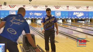 Kristopher Prather with a Chance at 300 in 2020 U.S. Open