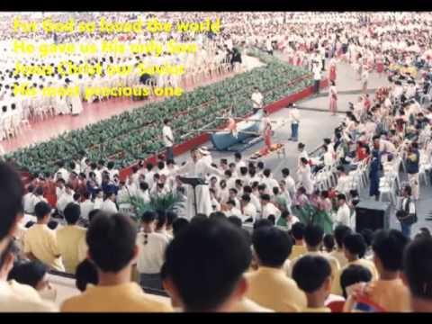 St. John Paul II (Tell The World of His Love)