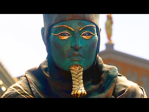 Assassin's Creed Origins Cinematic  Julius Caesar & Cleopatra