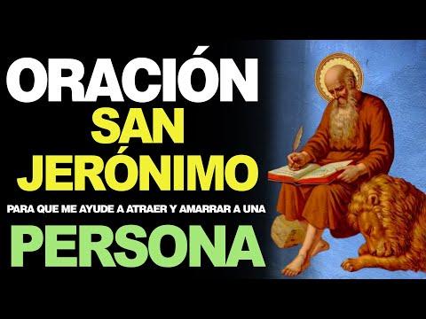 🙏 Oración de San Jerónimo para ATRAER Y DOMINAR AL SER AMADO ¡Efectiva! ❤️
