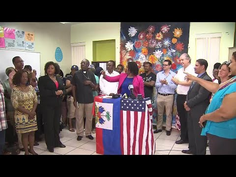 Haitians in South Florida under TPS are in limbo