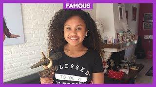 Thuis bij Yosina: winnaar van The Voice Kids!