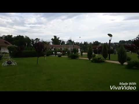 Каменск-Шахтинский.База отдыха гостиница Венеция.Набережная реки Северский Донец.