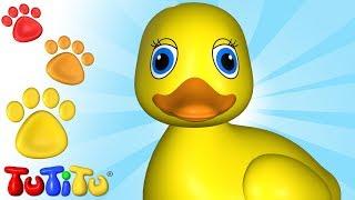 Animal Toys for Children | Birds 2 | TuTiTu Animals