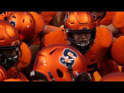 Syracuse University Campus Game Day