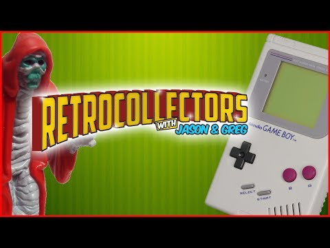 Retro Collectors Video Games, Action Figures Books and More! - Ep 7