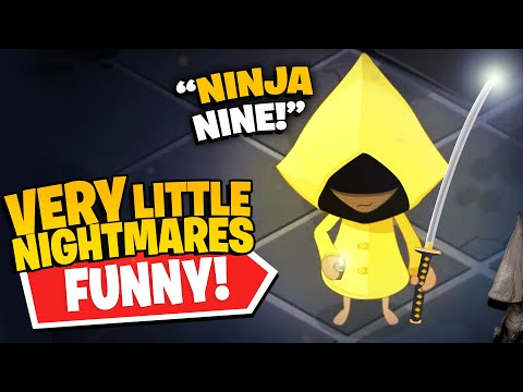 Rico's *NEW* Very Little Nightmares (Funny Compilation #26) |