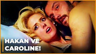 Ekrem, Hakan ve Caroline'i İş Üstüne YAKALADI! - Öyle Bir Geçer ...
