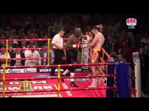 David Price vs Tony Thompson II 2013 07 06