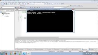 Langage C 1er cour principes de bases (mode console) sur windows