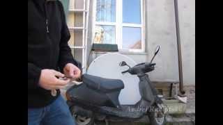 Тест аккумулятора от ИБП в скутере ( аккумулятор, проверенный временем )(, 2013-04-17T17:47:41.000Z)