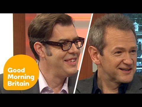 Alexander Armstrong And Richard Osman On The Success Of Pointless | Good Morning Britain