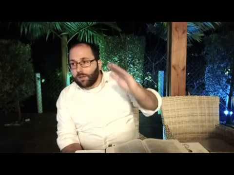 PESACH Rabbi JONATHAN REISER on Big Brains and Time Travel