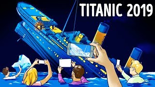 what-if-the-titanic-sank-today