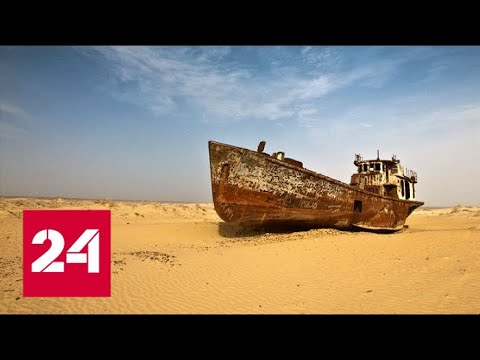 Смотреть Аральские волны. Специальный репортаж Ольги Курлаевой - Россия 24 онлайн