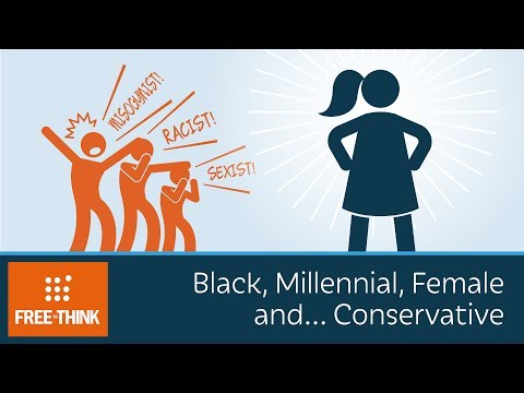 Black, Millennial, Female and… Conservative