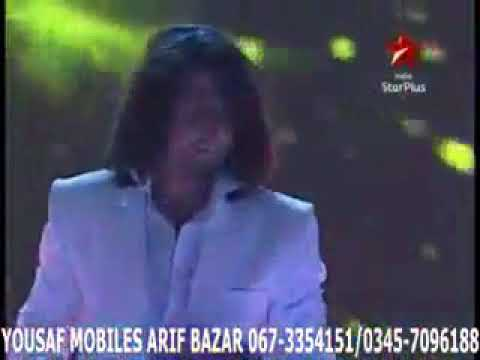 Sonu Nigam Satrangi Re|Live|Mind Boggling Performance