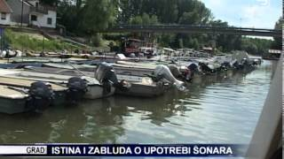 VIDEO TV KANAL9, NOVI SAD: Istina i zabluda o upotrebi sonara