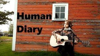 Human Diary - Danielle Bradbery - Jordyn Pollard cover
