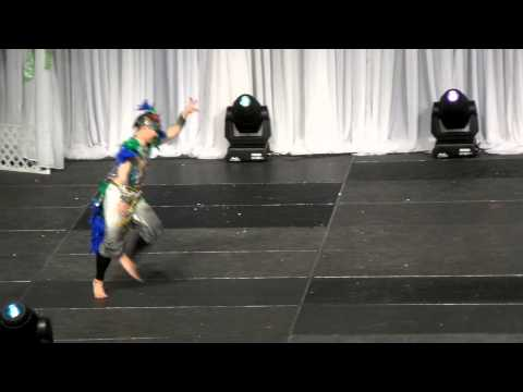 MN HNY 2013-2014 Traditional Dance Competition: XueFeng