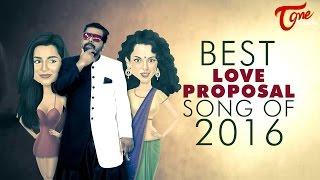 Best Love Proposal Song 2016 | Tiger Lion Kid Ft. | Music Sukumar P