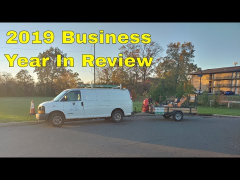 2019 Business Year In Review by @GettinJunkDone