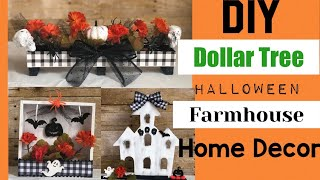 Dollar Tree DIY  Halloween Far…