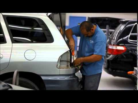 Vision Collision Full Service Auto Body Repair and Paint in Tempe, Arizona