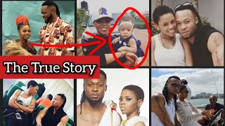 TRUE_STORY OF FLAVOUR amp CHIDINMA39S WEDDING amp TRENDING MARRIAGE ONLINE mma mma