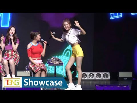 MOMOLAND(모모랜드) 'BAAM'(배앰) Showcase -Points Choreography- (Fun To The World, Joo E, Nancy)