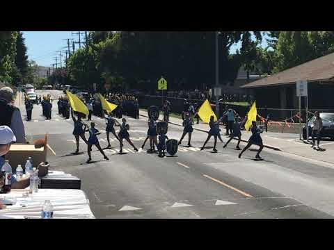 Franklin MS Band City of Vallejo Band Review 2018