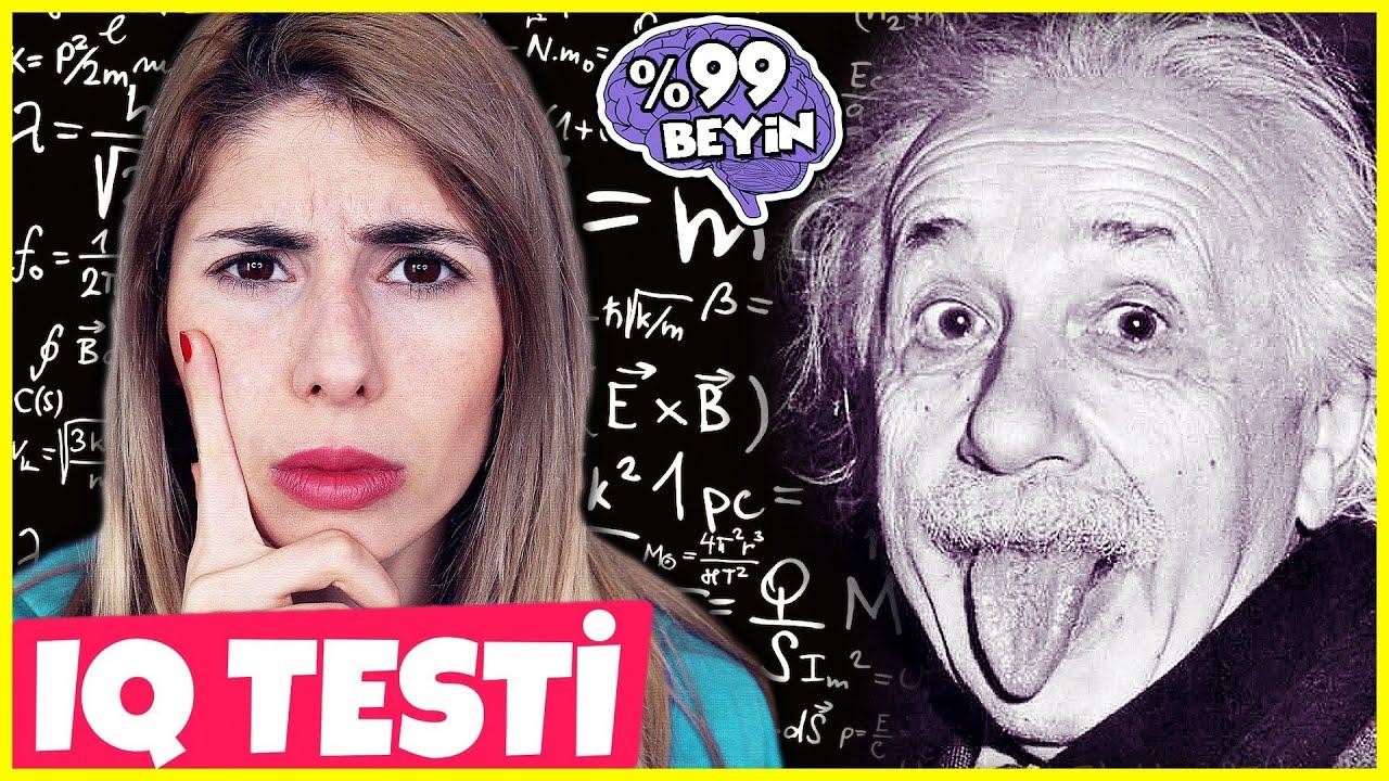 IQ TESTİ ZEKANI TEST ET APTAL MIYIM OYUN KENT