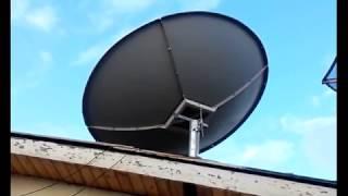 Como Apontar Antena Sat StarOne c1 a Partir do C2 Banda C