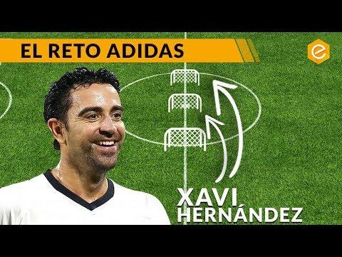 RETO PUNTERÍA con XAVI HERNÁNDEZ