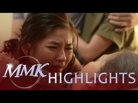 MMK: Kikay breaks into tears after seeing her lifeless Lola Luz