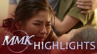 MMK: Kikay breaks into tears after seeing her lifeless Lola Luz