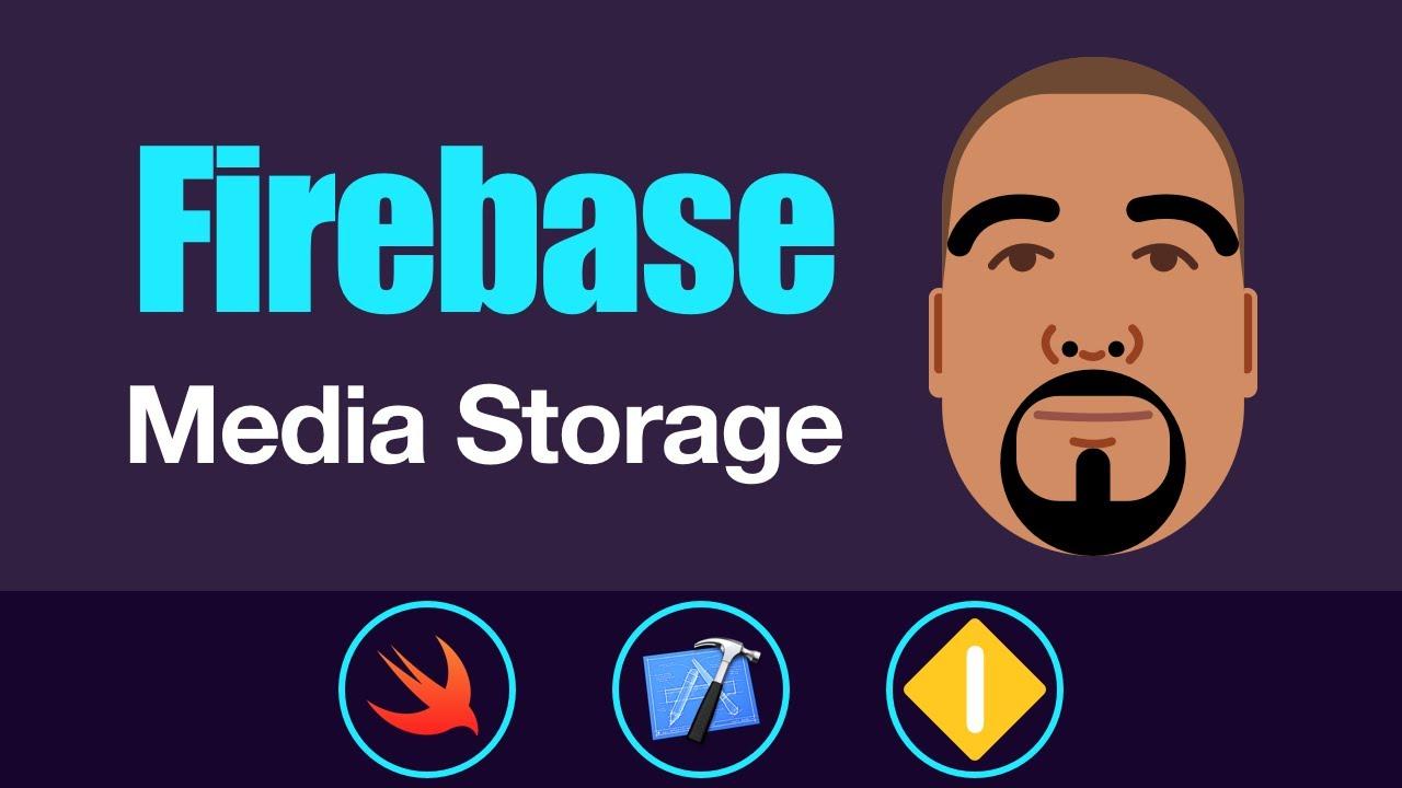 Firebase: Media Storage   Swift 4, Xcode 9 by Kilo Loco