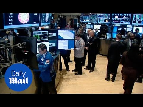 Wall Street rallies on energy shares and auto stocks - Daily Mail