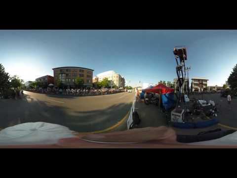 360 Degree Interactive Video of Hyde Park Blast Cincinnati 2016 Block Party