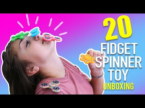 huge-20-fidget-spinner-toy-unboxing!!!