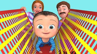 Download Indoor Playground Cartoon | Kids Songs | Billion Surprise Toys Mp3 and Videos