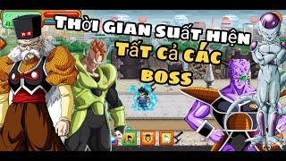 Ngọc Rồng Online - Thời gian tất cả boss nhiệm vụ trong game xuất hiện !