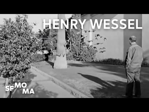 Henry Wessel on his artistic process
