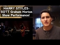HARRY STYLES SIGN OF THE TIMES GRAHAM NORTON SHOW REACTION mp3